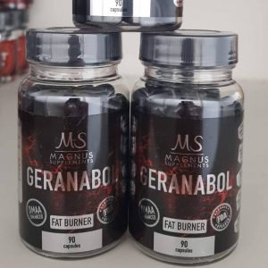 Geranabol Power Suplementi